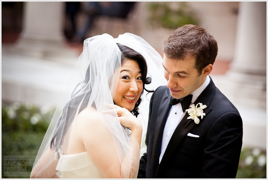 BOSTON PUBLIC LIBRARY WEDDING - DAVE ROBBINS PHOTOGRAPHY 00014