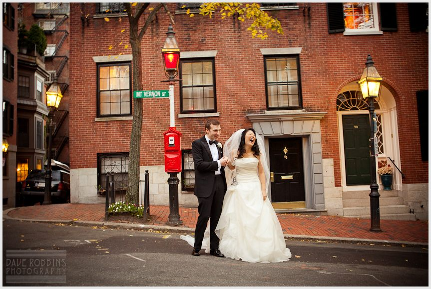 BOSTON PUBLIC LIBRARY WEDDING - DAVE ROBBINS PHOTOGRAPHY 00020