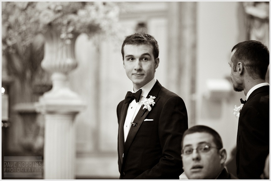 BOSTON PUBLIC LIBRARY WEDDING - DAVE ROBBINS PHOTOGRAPHY 00030
