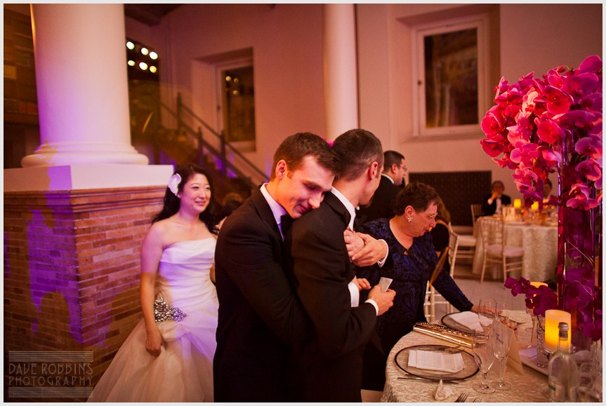 BOSTON PUBLIC LIBRARY WEDDING - DAVE ROBBINS PHOTOGRAPHY 00049