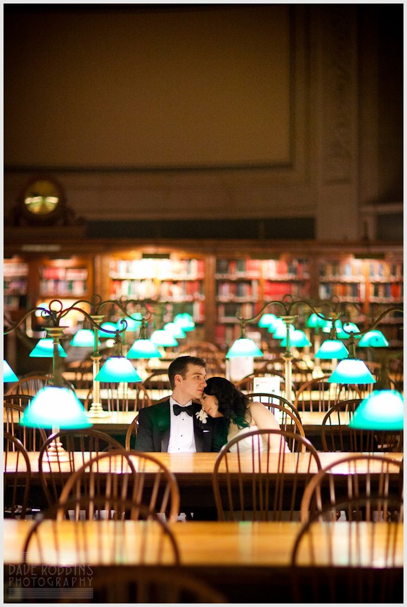 BOSTON PUBLIC LIBRARY WEDDING - DAVE ROBBINS PHOTOGRAPHY 00053